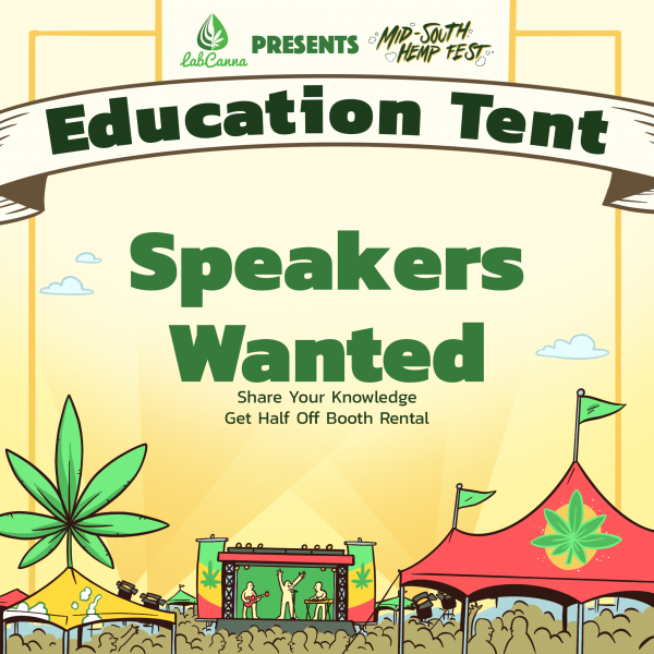 Speakers Wanted